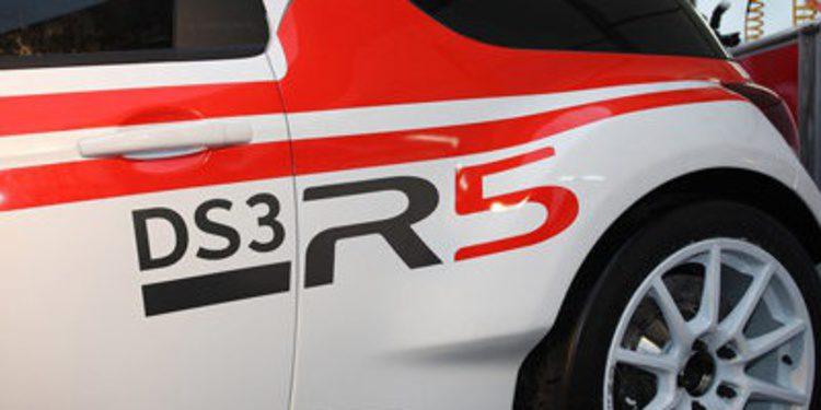 ¿Citroën DS3 R5 como coche 0 en el Rally de Francia?