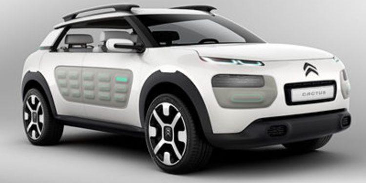 Citroën Cactus: El viaje hacia lo práctico