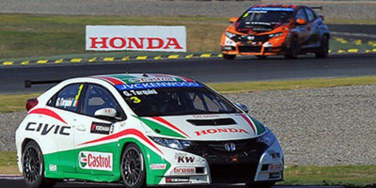 Los Honda ganan peso para Sonoma