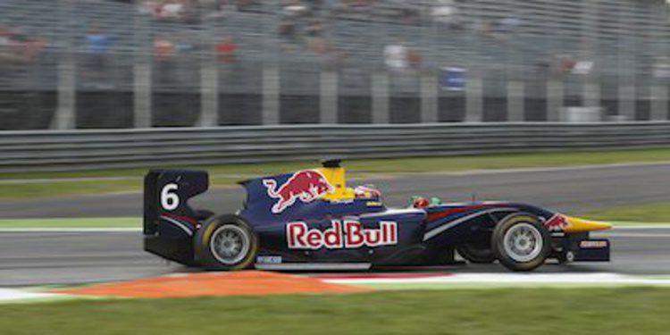 Kvyat no da opción en la lucha por la Pole en Monza