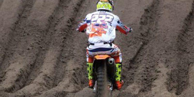 MXGP Lierop: Antonio Cairoli gana la QRace de MX1