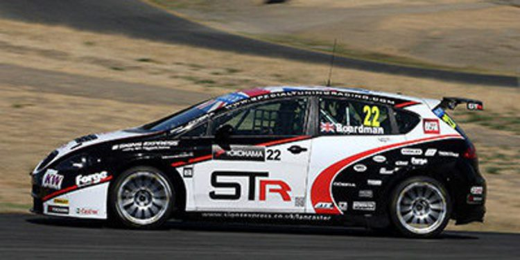 Tom Chilton consigue su primera pole en el WTCC