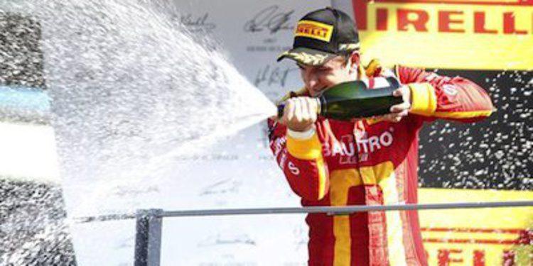 Leimer triunfa en Monza y es el nuevo líder de GP2