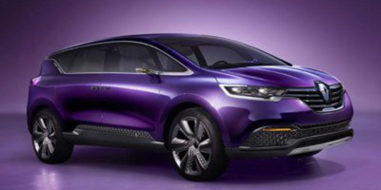 Filtradas primeras imágenes del concept de Renault