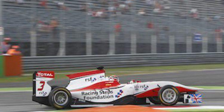 Jack Harvey gana el sprint de Monza en GP3