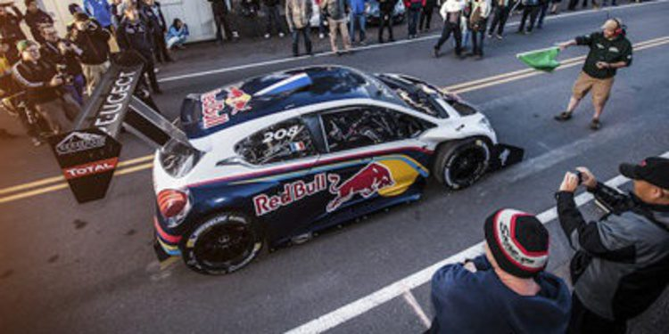 Peugeot Sport piensa en Pikes Peak, Loeb ya no