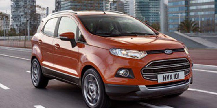 500 Ford EcoSport edición limitada desde internet