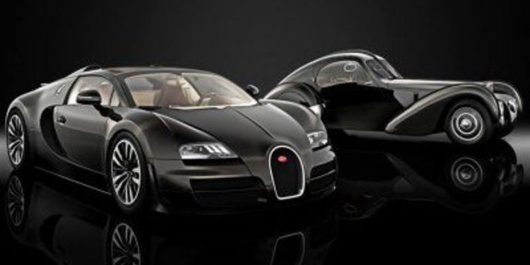 """Nuevo Bugatti Legend Edition """"Jean Bugatti"""""""