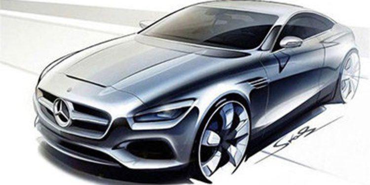 El Mercedes Clase S Coupé se deja querer