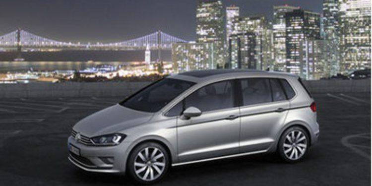 Volkswagen nos sorprende con el nuevo Golf Sportsvan