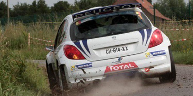 Craig Breen vuelve al ERC en el Rally de Polonia