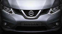 Nueva generación del Nissan X-Trail desde Frankfurt