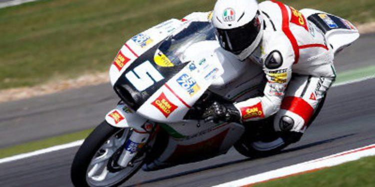 Honda no conjura con el desarrollo de Moto3