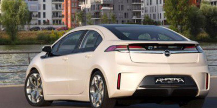 Opel baja el precio del Ampera