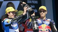 Luis Salom y Maverick Viñales firman con Pons Moto2