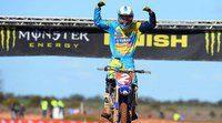 Luke Styke, tercer aussie en el Mundial de Motocross 2014