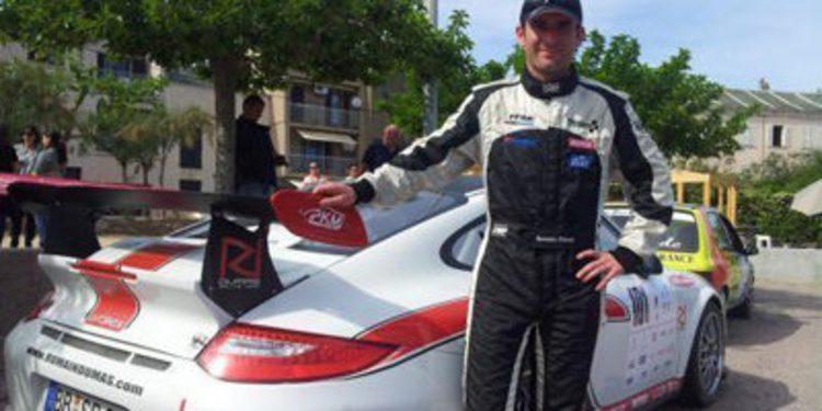 El Rally de Francia contará con Romain Dumas en 2013