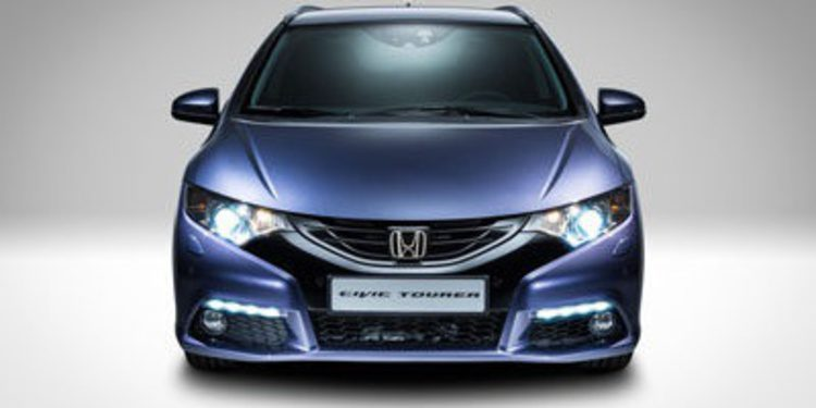 El familiar Honda Civic Tourer es una realidad