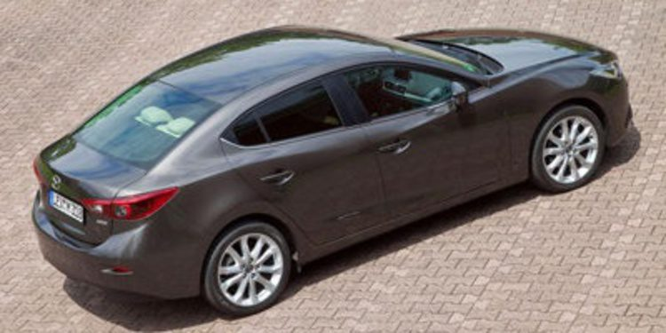 El Mazda 3 descubre sus secretos en Frankfurt