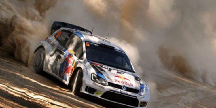 Andreas Mikkelsen estrena el Rally de Australia como líder