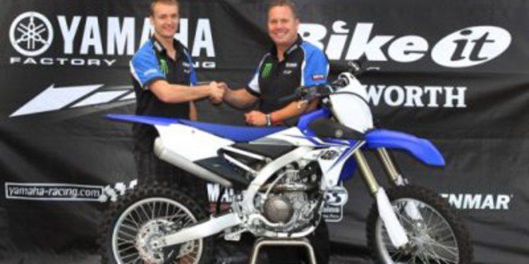 Dean Ferris da el salto a MX1 con Yamaha