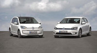 Nuevos Volkswagen e-Golf y e-Up!