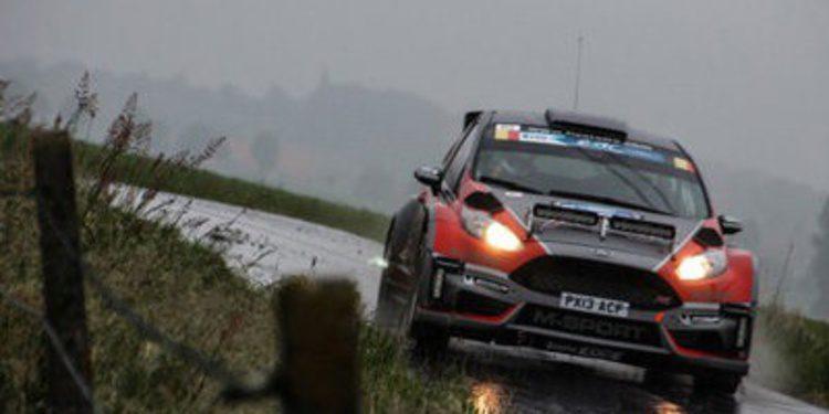 M-Sport piensa en una copa monomarca R5 en el WRC