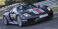 Así fue la vuelta récord del Porsche 918 a Nurburgring