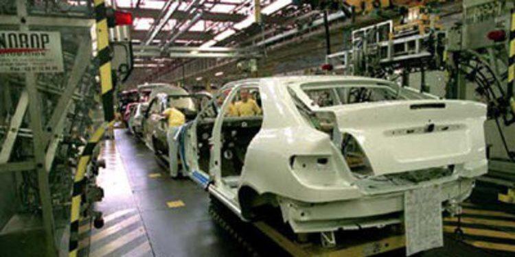 España es el 11º fabricante de automóviles mundial