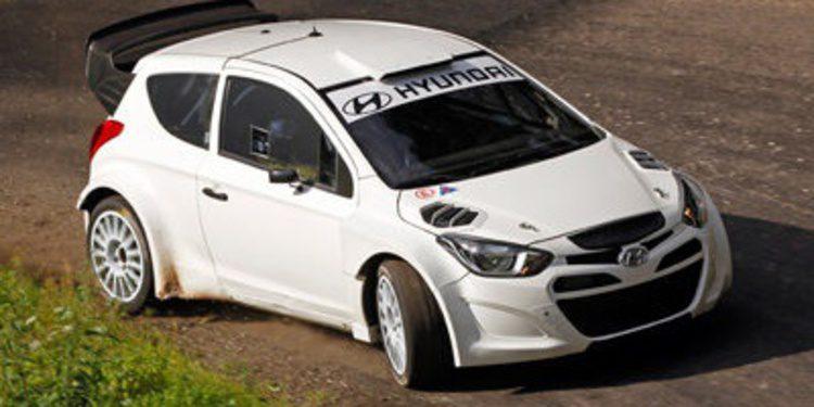 Hyundai con dos i20 WRC en Monte-Carlo