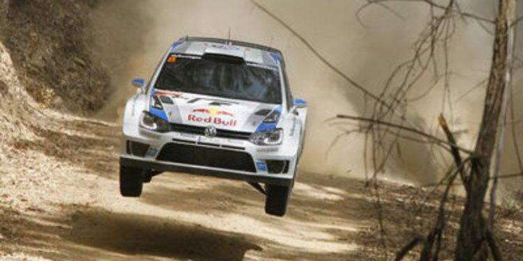 Sebastien Ogier dispara primero en el Rally de Australia