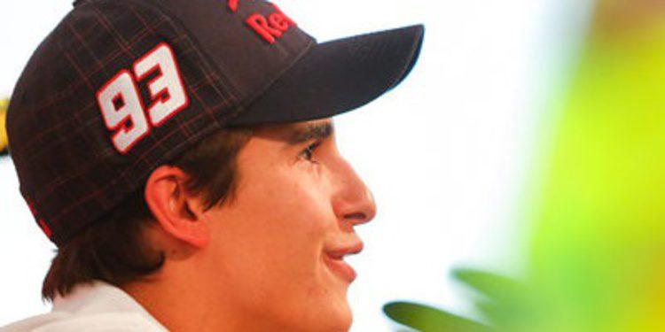 Márquez y Dani Pedrosa comandan en Misano los FP1