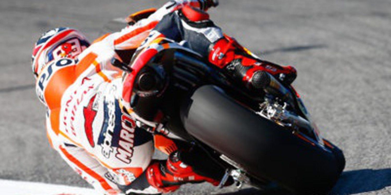 Los FP3 de Misano de nuevo para Marc Márquez y Honda