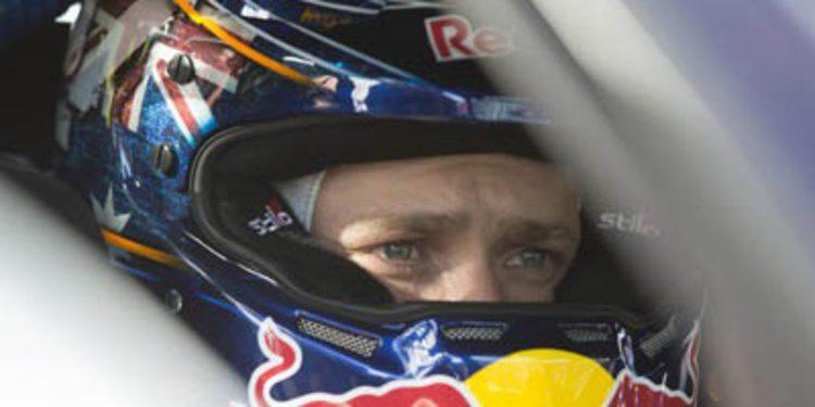 Casey Stoner se toma un año sabático de los V8 Supercars