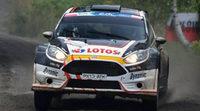 Kajetan Kajetanowicz gana el Rally de Polonia del ERC