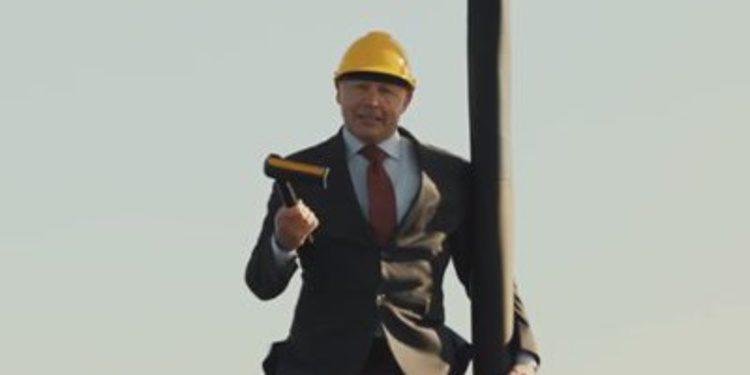 Los curiosos anuncios del nuevo camión Volvo FMX