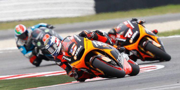 El GP de San Marino de MotoGP se cierra con palabras