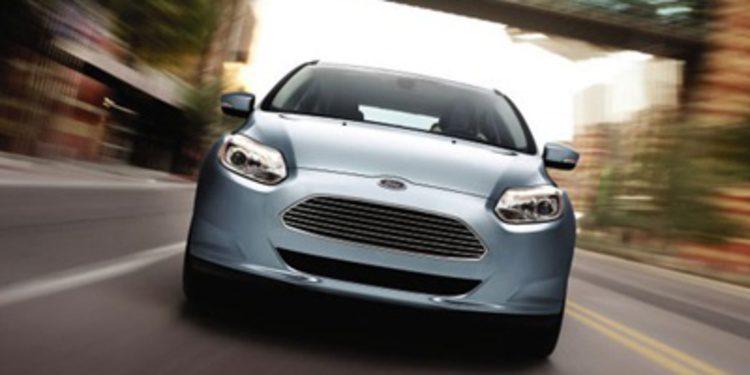 El Ford Focus Electric llega a nuestro país