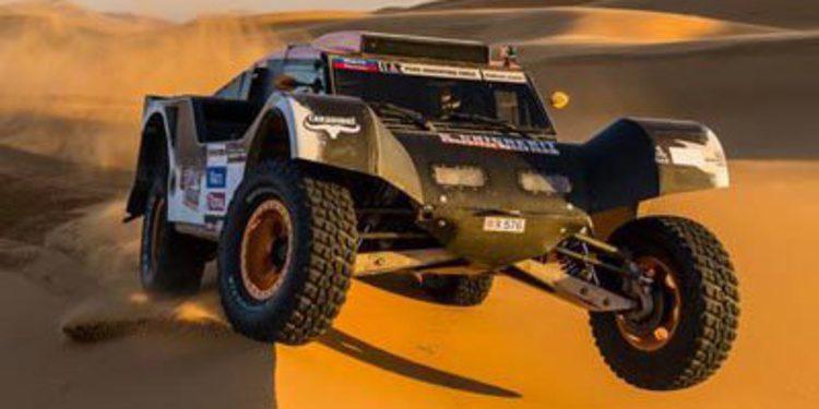 Carlos Sainz lanza un órdago con SMG para el Dakar 2014