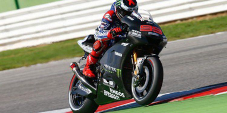 Intenso trabajo en los test post-GP de Misano para MotoGP