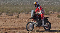 Honda empieza a preparar el Dakar 2014 en California