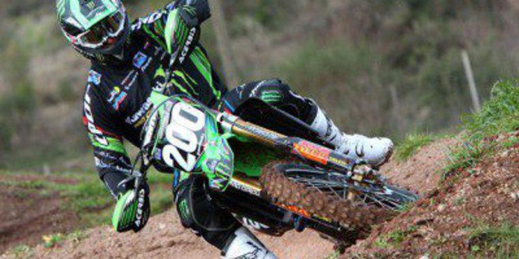 Arnaud Tonus no estará en el MXoN 2013