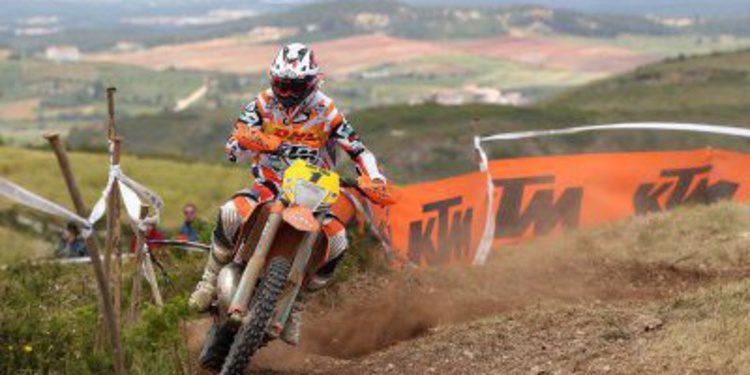 Christophe Nambotin se perderá los ISDE 2013