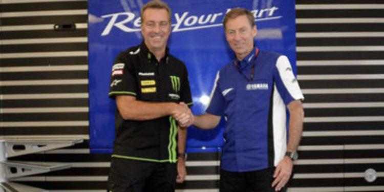 Yamaha y Tech3 renuevan su acuerdo hasta 2015