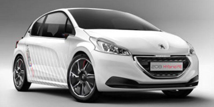Los datos del Peugeot 208 Hybrid FE mejoran