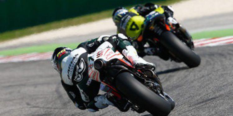 """Yonny Hernández: """"La GP13 es la mejor moto que probé"""""""
