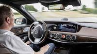 Mercedes apuesta por la conducción autónoma