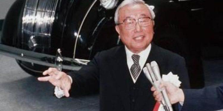 Fallece Eiji Toyoda, ejecutor del poderío de Toyota