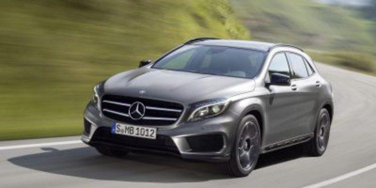 Mercedes GLA Edition 1, especial en su lanzamiento