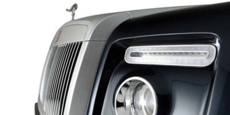 Rolls Royce está trabajando en un SUV nuevo